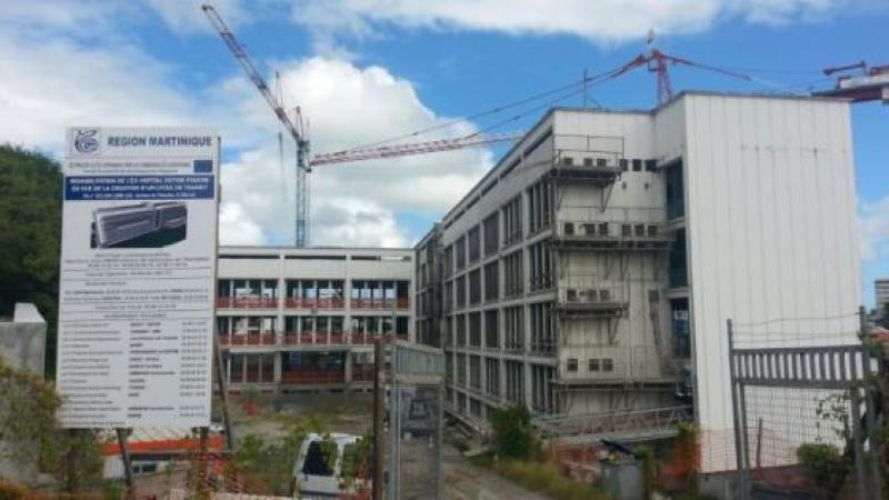 LE LYCEE DE TRANSIT DE LA MATERNITE ENFIN OPERATIONNEL