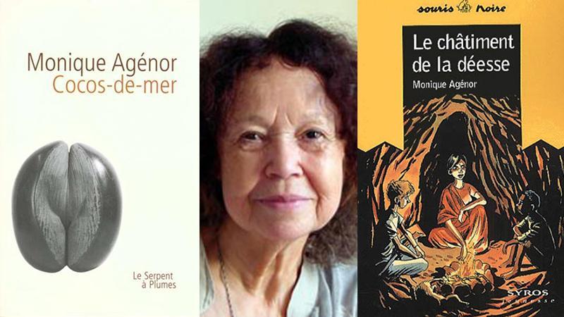 Exils et écritures : entretien avec Monique Agénor, Jean Lods et Nabile Farès