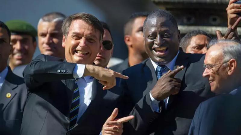 Au Brésil, la montée en puissance des « afro-bolsonaristes »