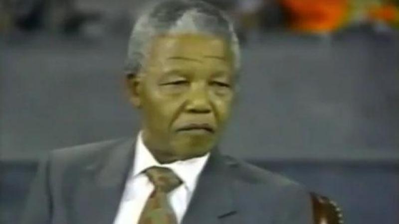 Quand les Etasuniens voulaient donner des leçons de démocratie à Nelson Mandela