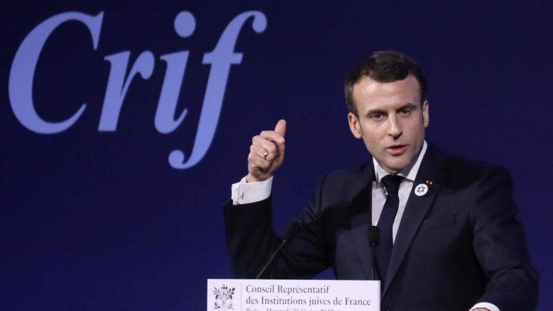 Rony Brauman : les déclarations d'Emmanuel Macron « nourrissent et amplifient l'antisémitisme »
