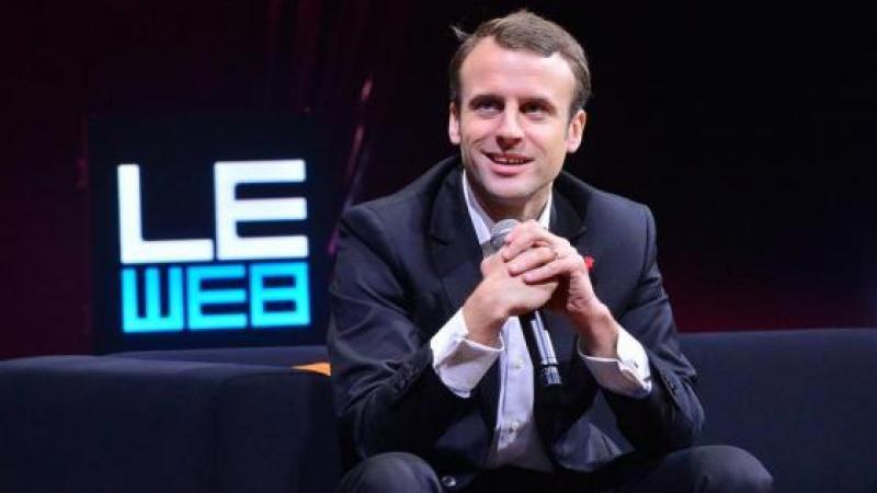 GRACE A L'AFFAIRE FILLON, ON NE PARLE PAS DE L'ARGENT PUBLIC DETOURNE PAR MACRON POUR FINANCER SA CAMPAGNE !