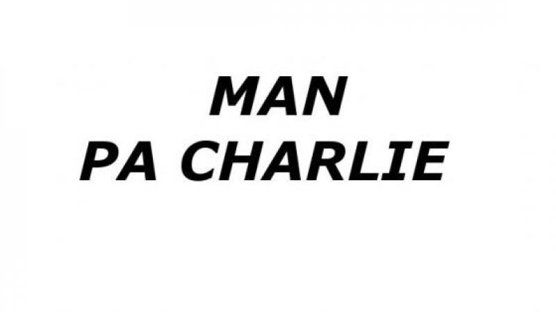 MAN PA CHARLIE !