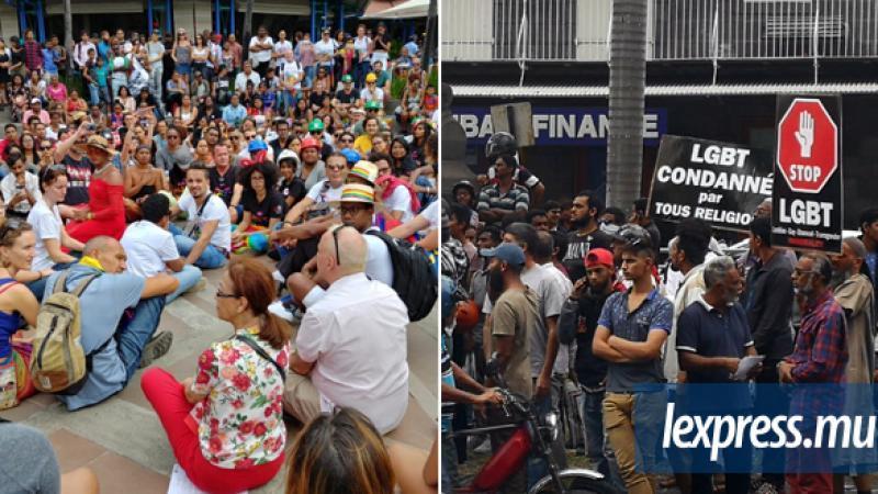 Manifestation anti-LGBT: des arrestations à prévoir