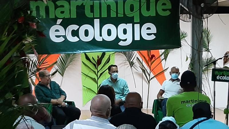 MARTINIQUE-ÉCOLOGIE : PLEIN SUCCÈS DU FORUM-CITOYEN DE RIVIÈRE-SALÉE