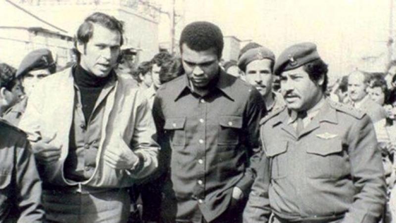 Un cadre historique pour continuer la solidarité entre Noirs et Palestiniens