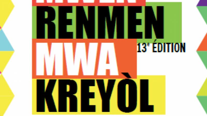 MWA KREYÒL LA NAN MONREYAL 2014 - 13ÈM EDISYON