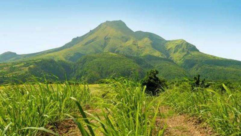 La Martinique au Patrimoine Mondial de l'UNESCO, 1 128 km2 au cœur du monde