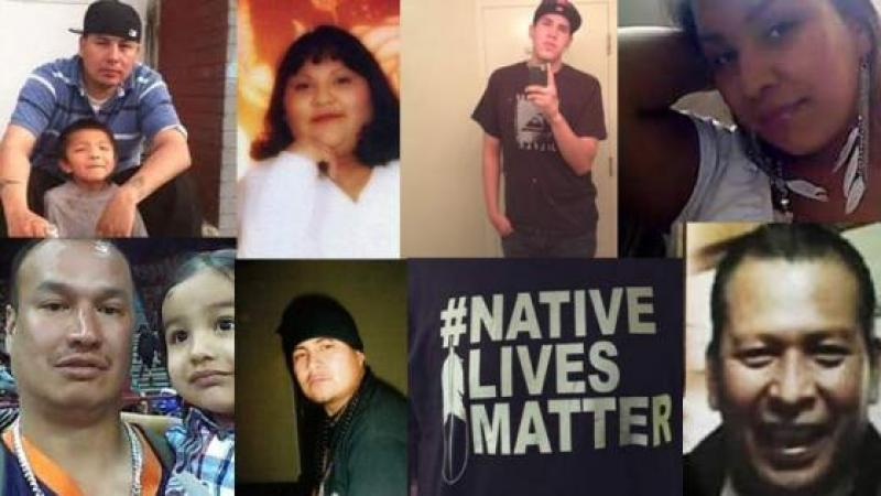 POLICE ARE KILLING NATIVE AMERICANS AT HIGHER RATE THAN ANY RACE, AND NOBODY IS TALKING ABOUT IT