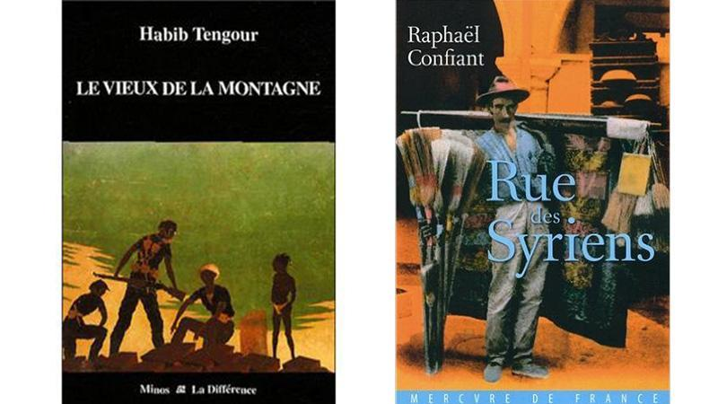 Figures du « détour » oriental chez Habib Tengour et Raphaël Confiant