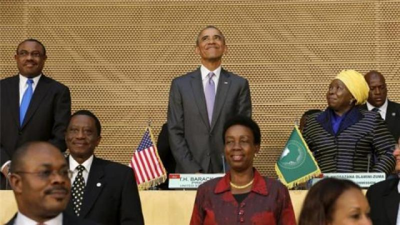 AFRICA TO OBAMA: MIND YOUR OWN BUSINESS