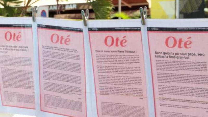 Créole langue d'enseignement à La Réunion : possibilité d'une école réunionnaise