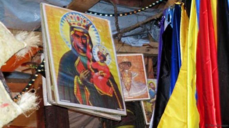How voodoo is rebuilding Haiti