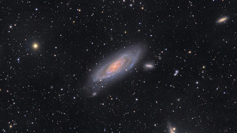Le mystère de l'expansion de l'Univers trouve une solution