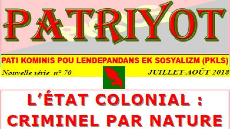 PATRIYOT #70