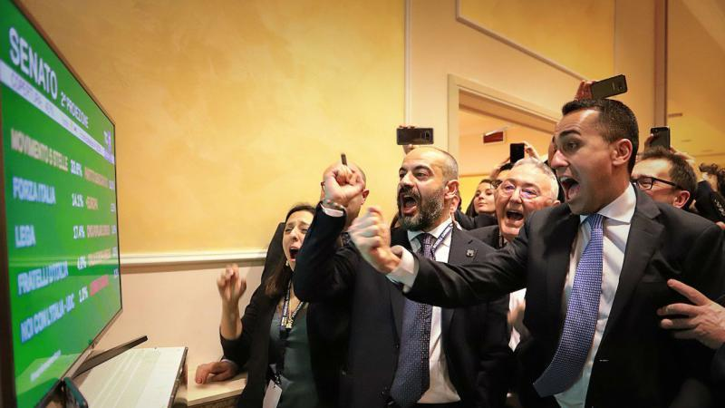 Il MoVimento 5 Stelle pilastro della legislatura