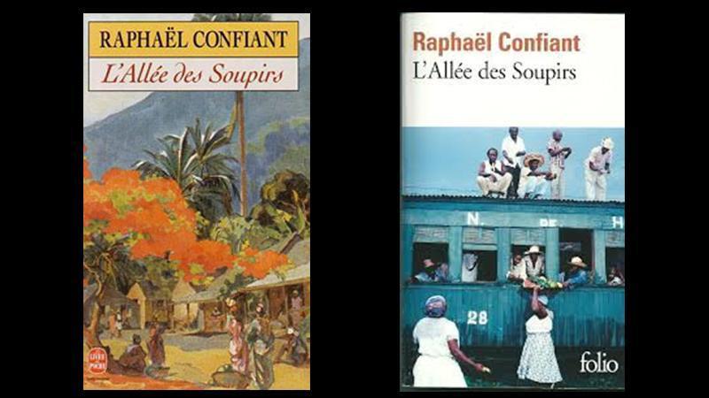 L'Allée des soupirs ou le grotesque créole de Raphaël Confiant
