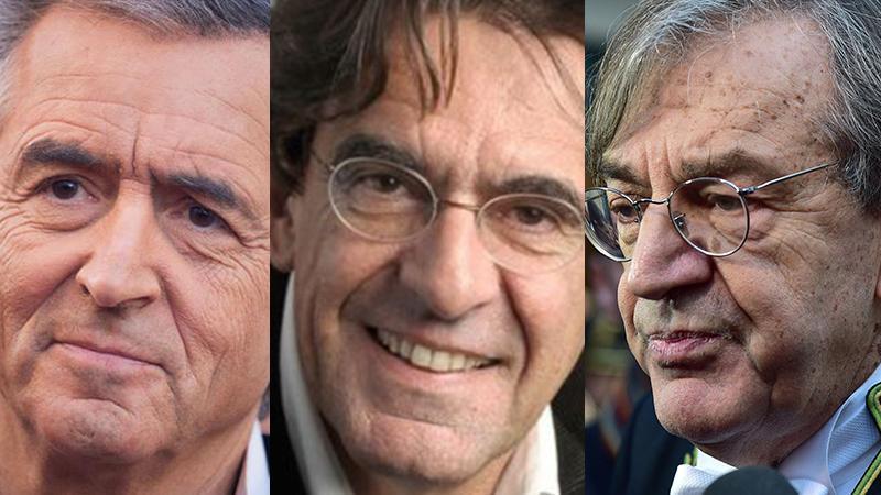Ils adorent les rebelles libyens, syriens ou iraniens mais  traitent les rebelles français de...nazis !!!