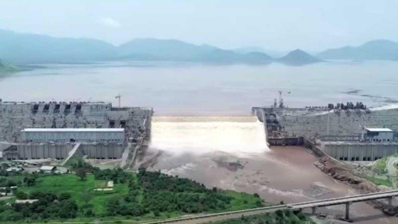 Éthiopie : la deuxième phase de remplissage du grand barrage sur le Nil achevée