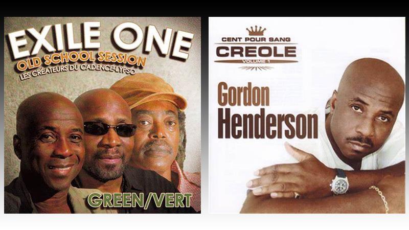 Gordon HENDERSON et EXILE ONE ont inventé la CADENCE-LYPSO.  Entretien avec Gordon Henderson