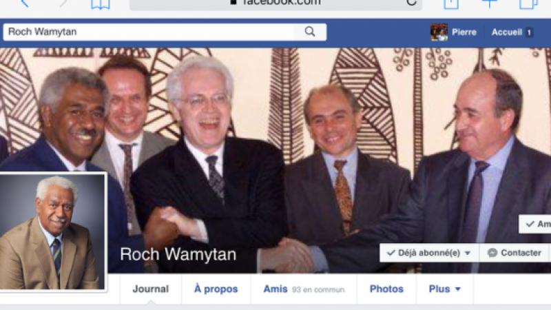ROCK WAMYTAN SUR NCI. SAINT LOUIS, DELINQUANCE, RESPONSABILITE DE L'ÉTAT COLONIAL.