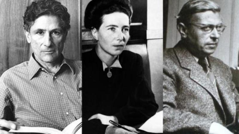 """A Bitter Disappointment,"" Edward Said on His Encounter with Sartre, de Beauvoir and Foucault"