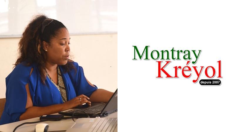 "Malissa Conseil : ""Je soutiens Montray Kréyol"""