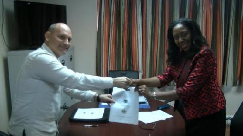CUBA AND ST. LUCIA SIGN HEALTHCARE COOPERATION AGREEMENT - SEE MORE AT: