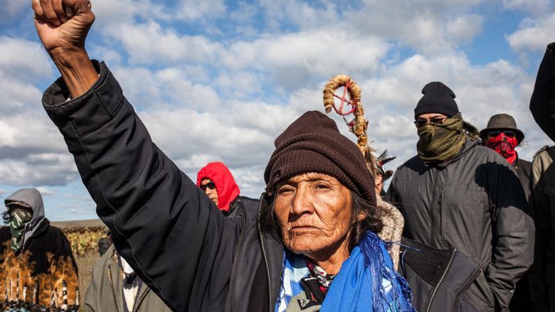 Victoire des Sioux contre l'oléoduc Dakota Access