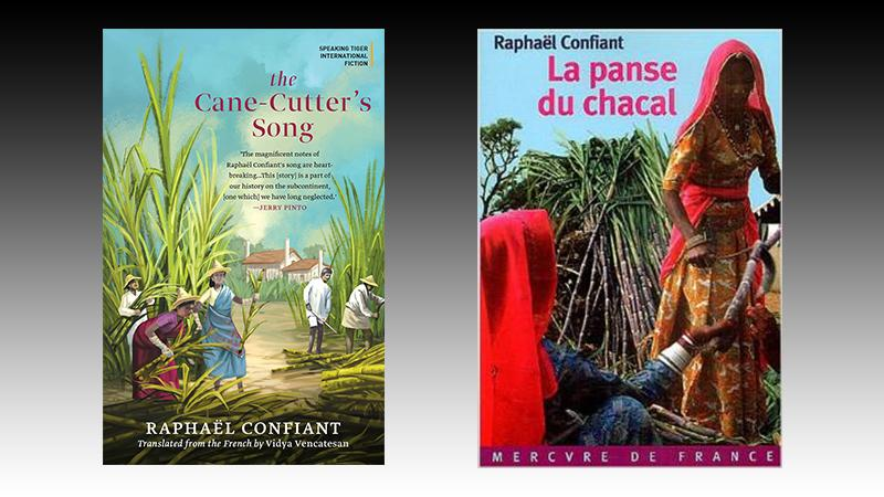 La panse du chacal de Raphaël Confiant traduit en Inde