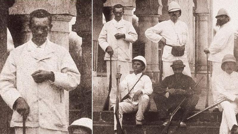 Au temps des colonies, Arthur RIMBAUD