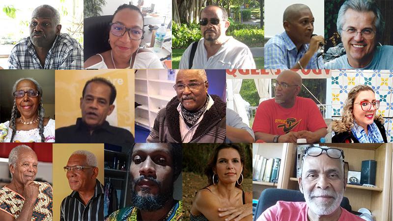 L'AAMK (Association des Amis de Montray Kréyol) est créée