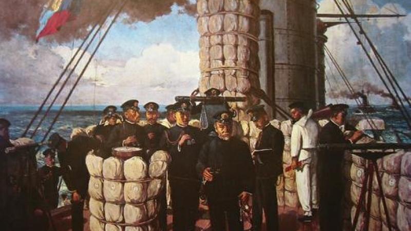 27 mai 1905 : Les Japonais défont les Russes à Tsushima