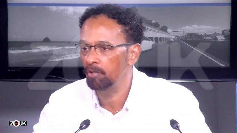 """Louis Boutrin fait le point dans l'émission """"Politiquement Incorrect"""" de Zouk-TV"""