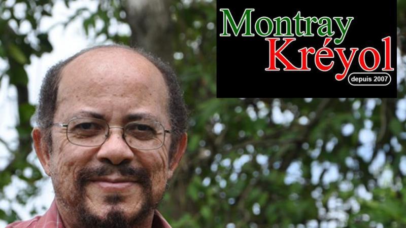 Martinique. Justice coloniale. Raphael Confiant Directeur de Montray Kréyol
