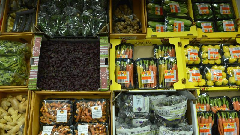 Des traces de pesticides dans 3/4 des fruits et 41% des légumes non bio