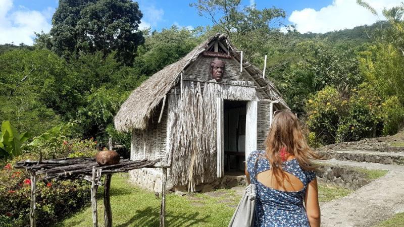 Savane des Esclaves: fascynująca lekcja o karaibskiej historii