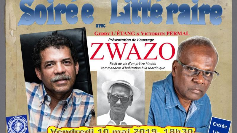 """Gerry L'Etang et Victorien Permal présentent : """"ZWAZO"""""""