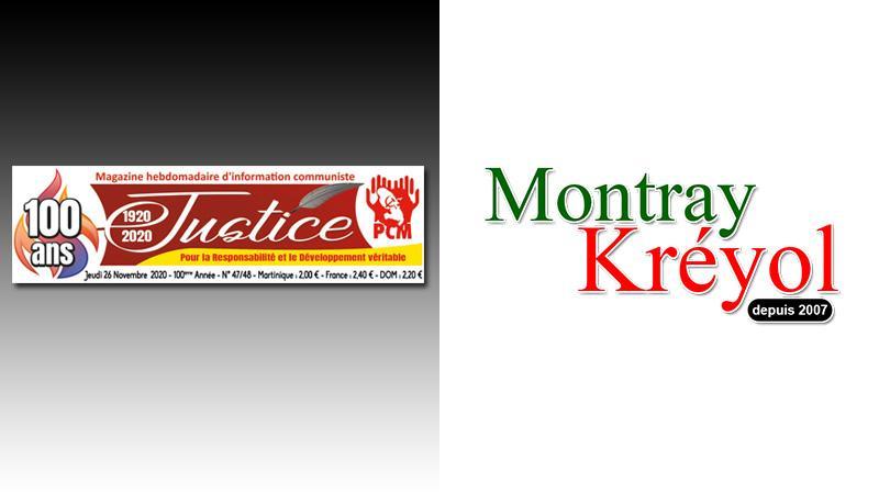 Soutien sans faille de Justice au site Montray Kréyol