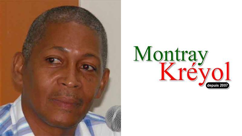 Roland Davidas soutient Montray Kréyol