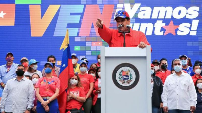 Economic sanctions as collective punishment : the case of Venezuela