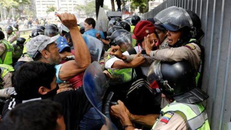VENEZUELA EN LA HORA DE LOS HORNOS