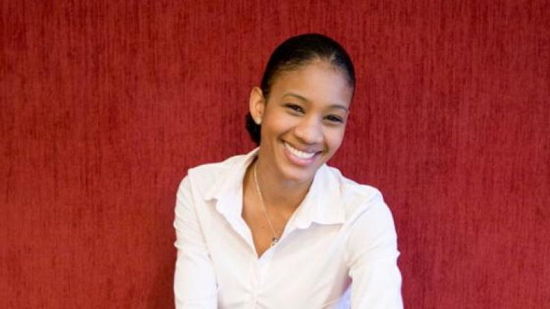 A ST. LUCIAN HARVARD STUDENT EXCELS IN BIOMEDICINE