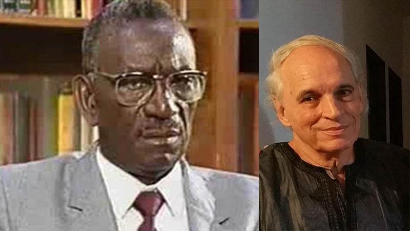 Quand Cheick Anta Diop rendait hommage à Alain Anselin