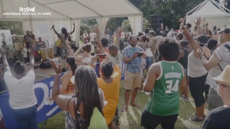 """Plein succès pour le Festival """"Merveilles du Monde"""" du Parc Naturel de Martinique"""